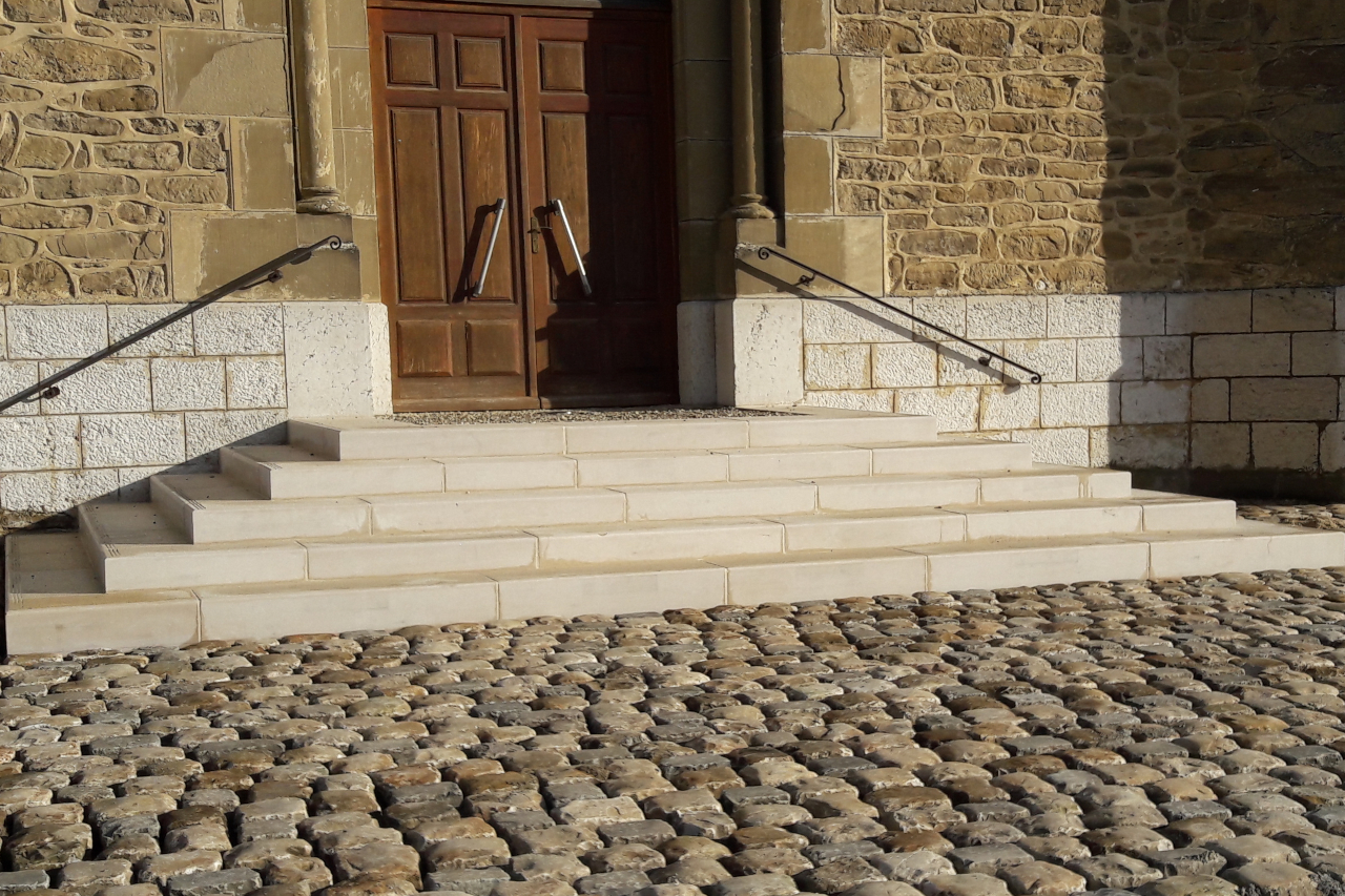 Pavés de Fontainebleau-Varacieux