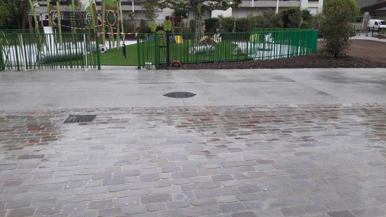 Des pavés de Paris à Saint Jorioz