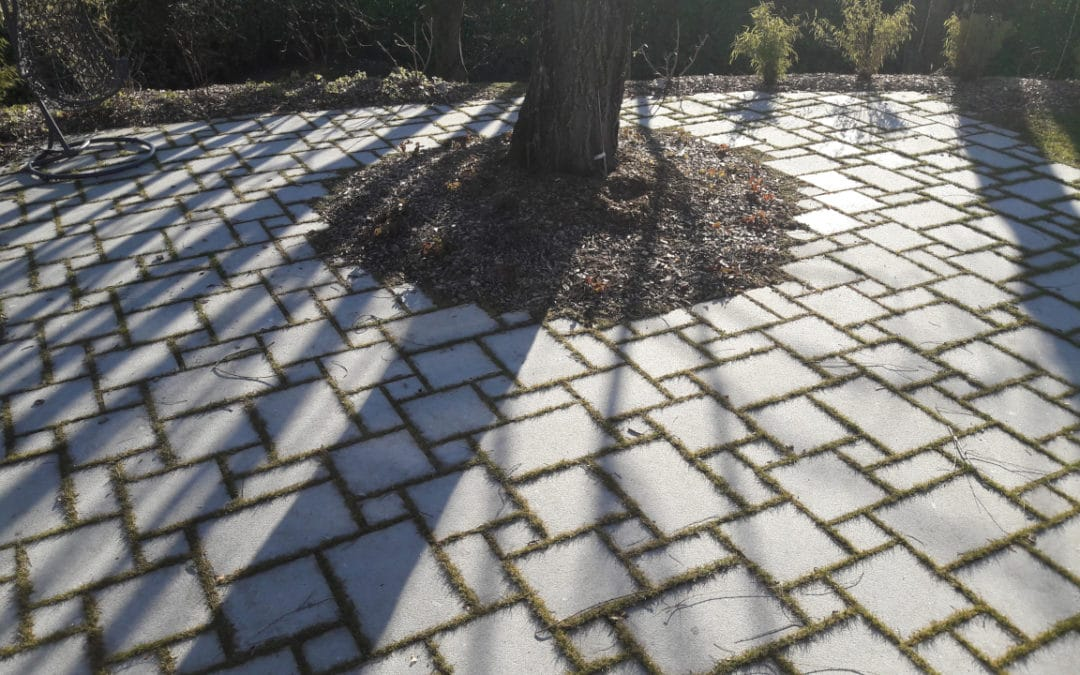 3 examples of laying Alto Douro granite slabs